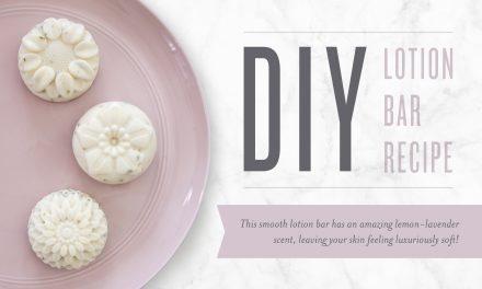 DIY Lotion Bar Recipe